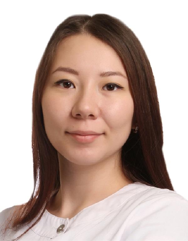 Токманова Любовь Владимировна