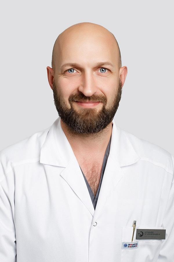 Юрашкеев Тихон Евгеньевич