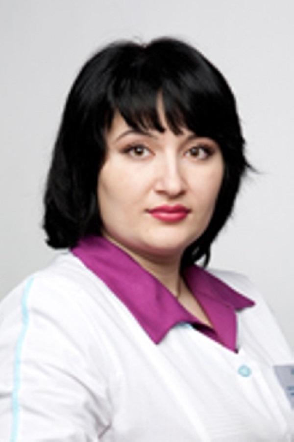 Аббасова Виктория Идрисовна