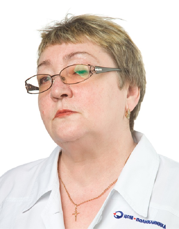 Соловицкая Ирина Андреевна