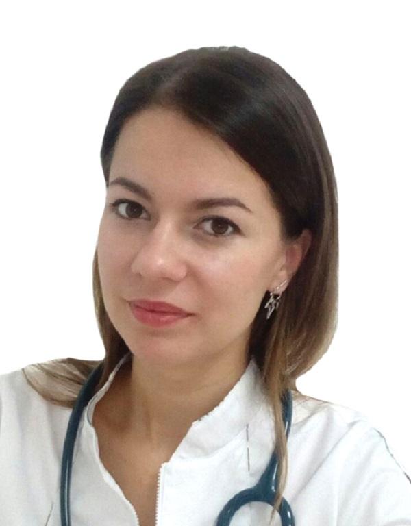 Рыбина Виктория Ивановна