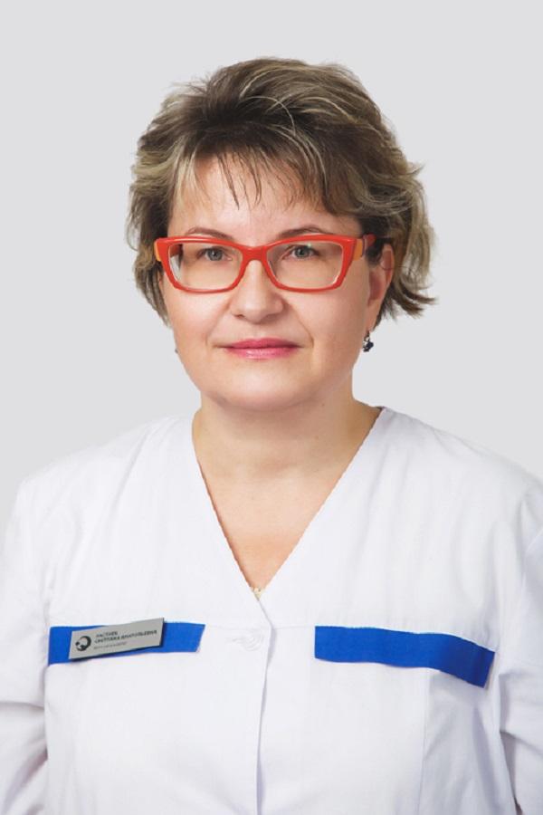 Ластнек Светлана Анатольевна