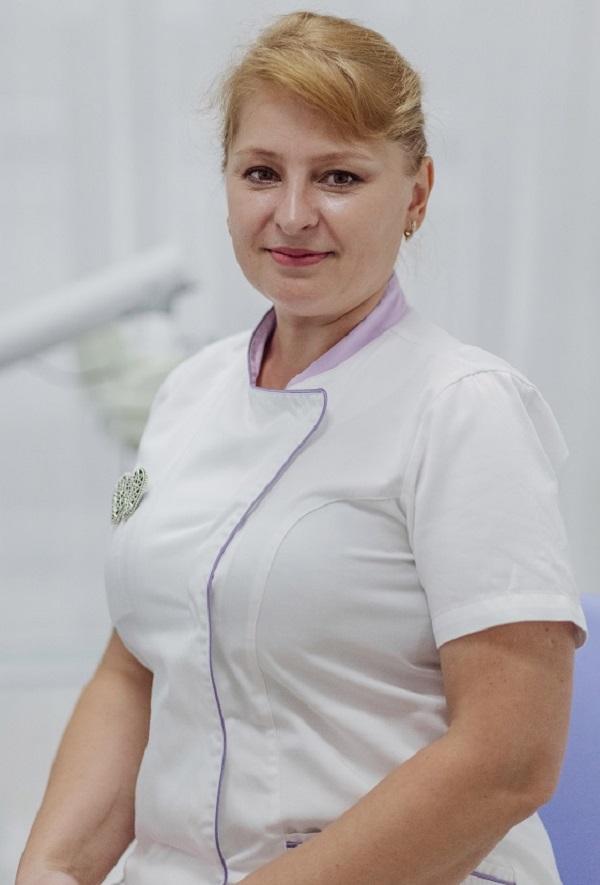 Пронькина Марина Анатольевна