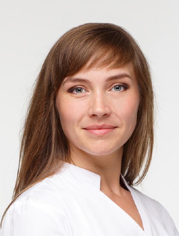 Березовская Ксения Валерьевна