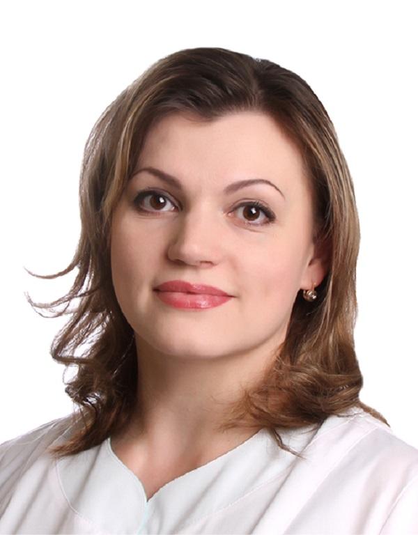 Лапатина Евгения Сергеевна