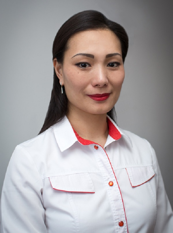 Ни Эмма Романовна